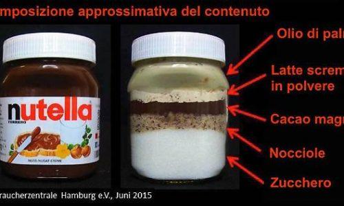 Nutella e la pubblicità ingannevole…